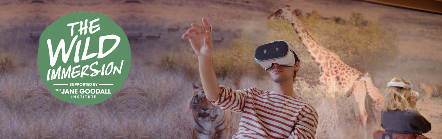 The Wild Immersion - La vie sauvage en expérience immersive